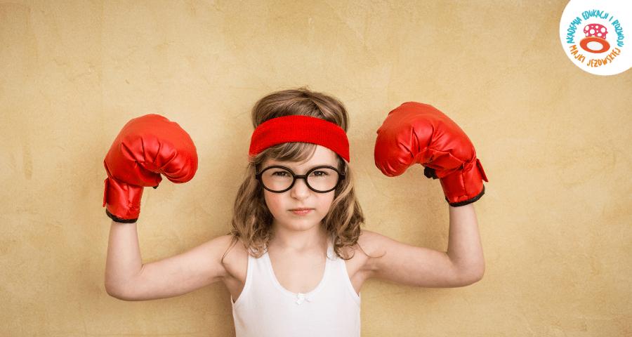 trening mentalny dzieci
