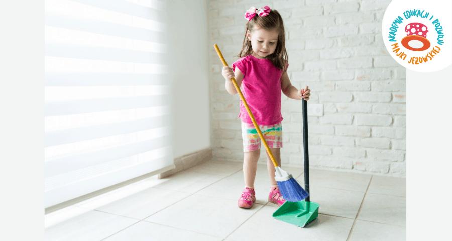 obowiązki domowe dla dzieci