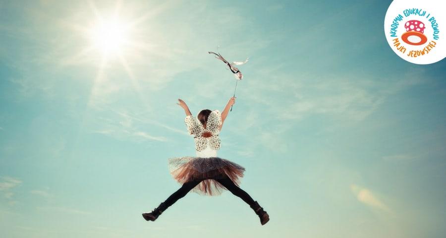 Pozytywny wpływ tańca na dziecko