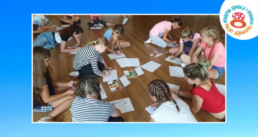 Dzieci poznają się na Zaczarowanych Wakacjach