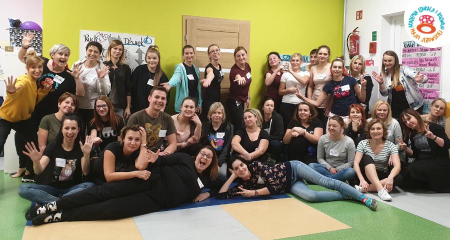Rytm i Melodia szkolenie dla nauczycieli we Wrocławiu