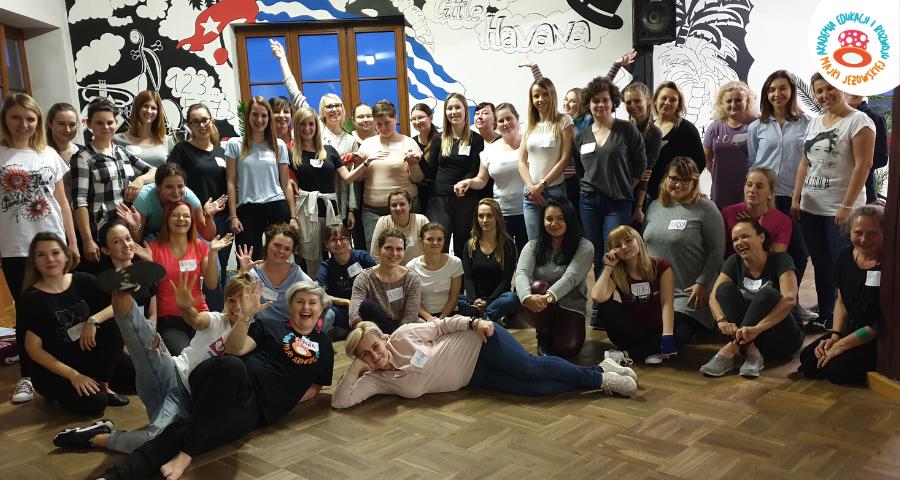 Rytm i Melodia szkolenie dla nauczycieli w Krakowie