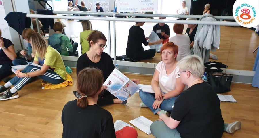 Rytm i Melodia szkolenie dla nauczycieli w Warszawie