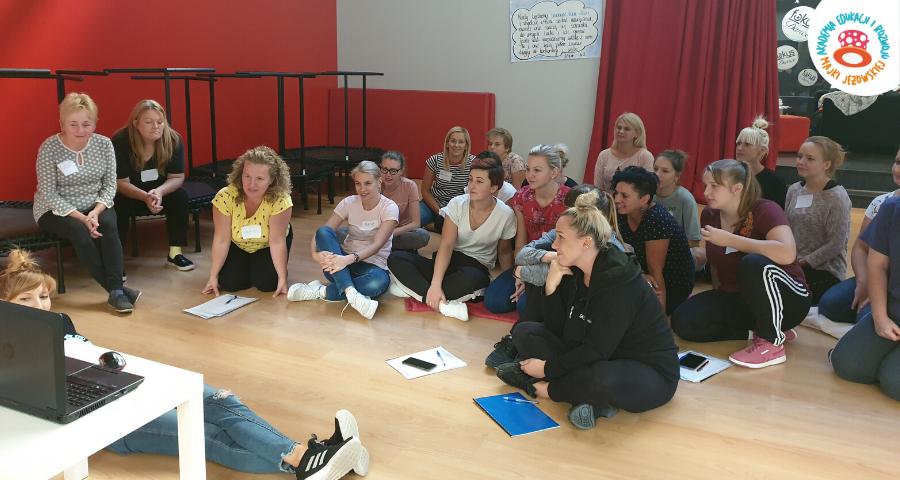 Rytm i Melodia szkolenie dla nauczycieli - Opole