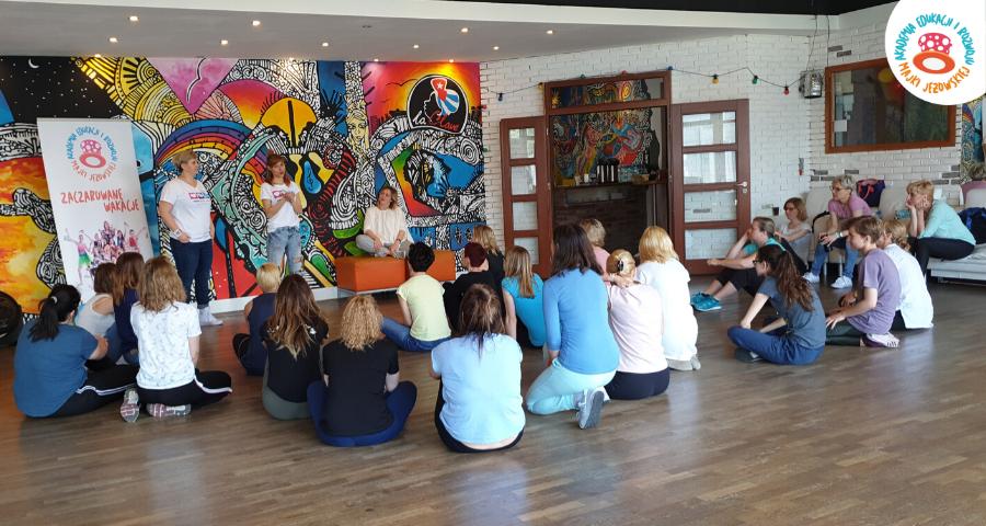 Rytm i Melodia szkolenie w Katowicach