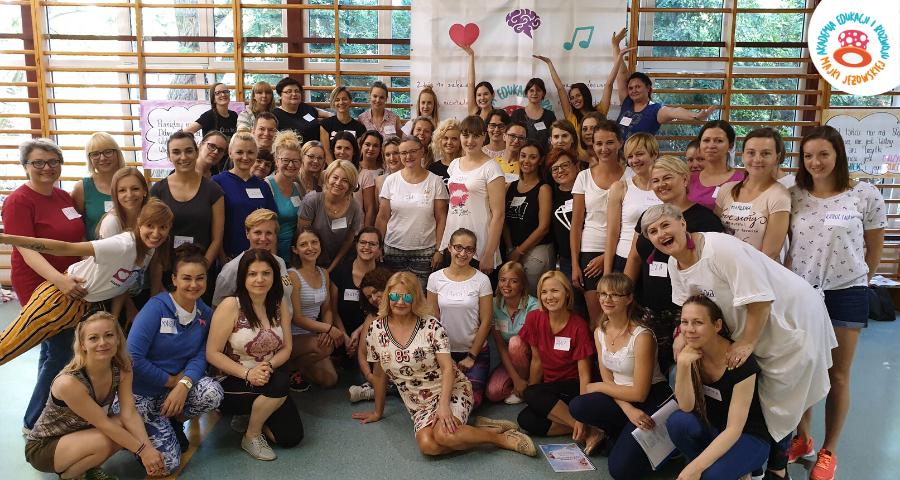 Rytm i Melodia szkolenie dla nauczycieli w Poznaniu
