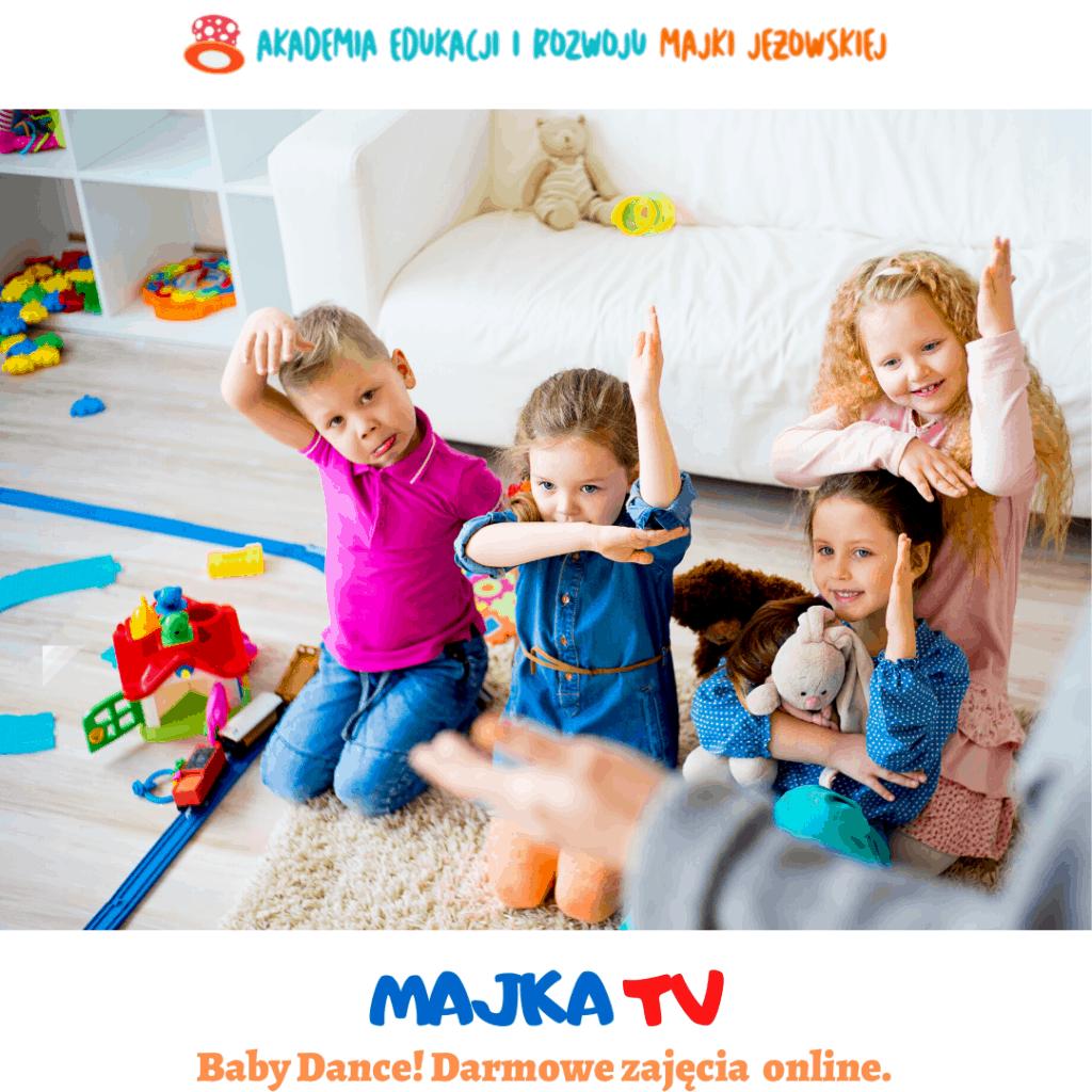 Majka.Tv wartościowe warsztaty dla dzieci online