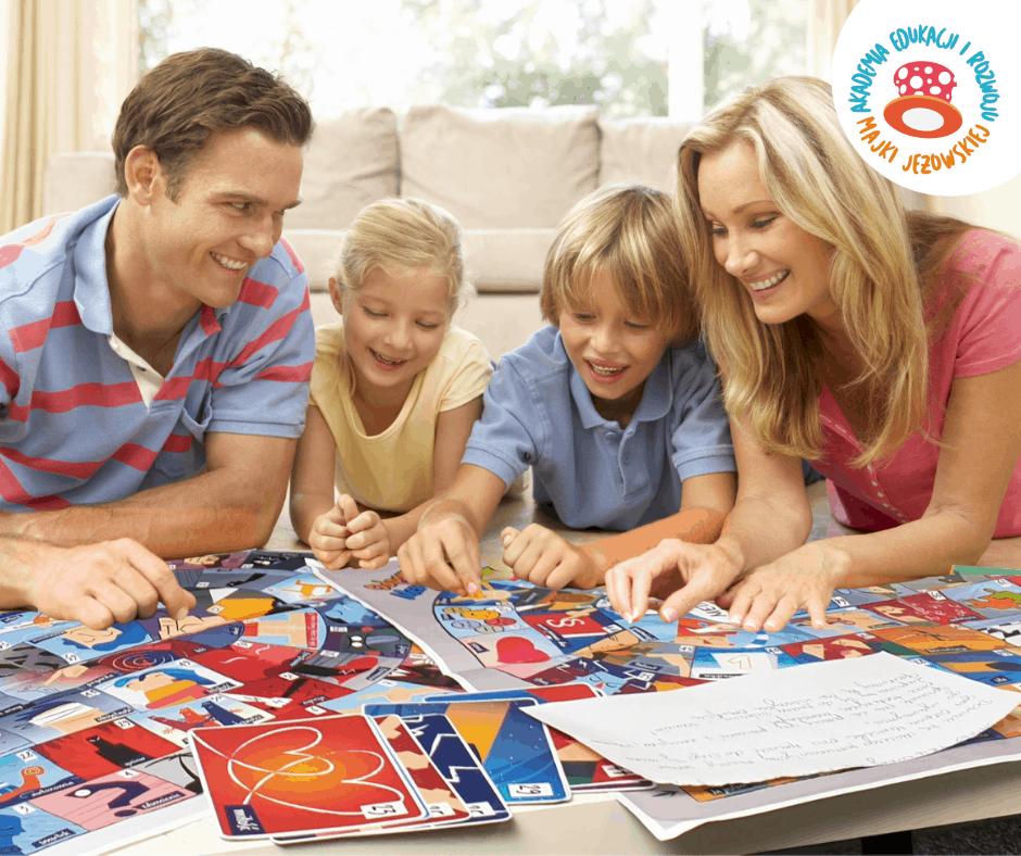 Odporni mentalnie - gra dla całej rodziny