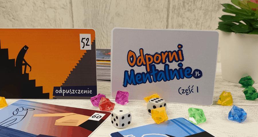 OdporniMentalnie.pl to zestaw dla Ciebie!