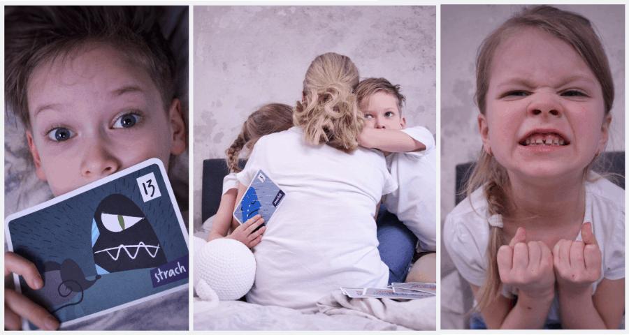 Trudne emocje dziecka- 5 rzeczy, które musisz wiedzieć, aby przetrwać